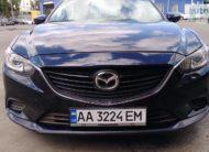 2015 Mazda 6