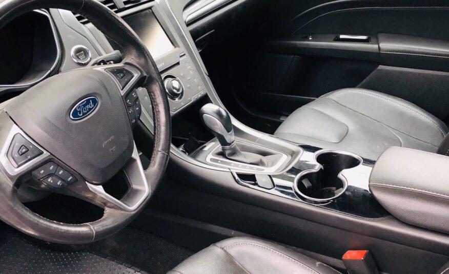 Ford Fusion Titanium 2015