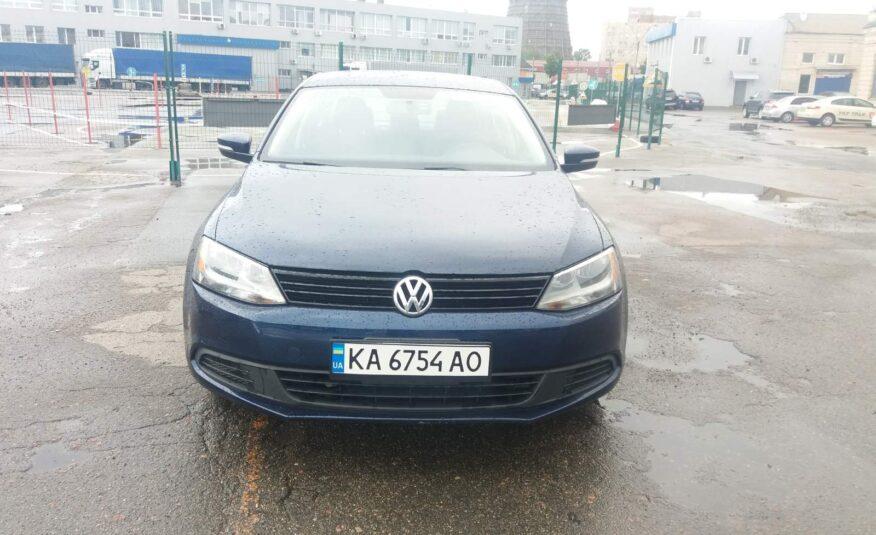 Volkswagen Jetta S 2013