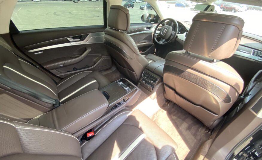 Audi A8 Long 2014