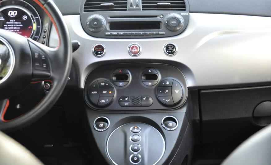 Fiat 500e Electric 2015